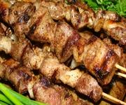 Шашлык из свинины по азербайджански рецепт